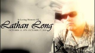 SGT LATHAN LONG MEMORIAL TRIBUTE