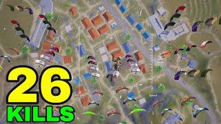 NEW BEST LANDING in POCHINKI 2.0😍 | 17 KILLS in POCHINKI | PUBG MOBILE
