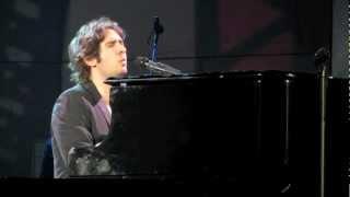 Josh Groban - Bells of New York City - Nassau Coliseum - November 4, 2011