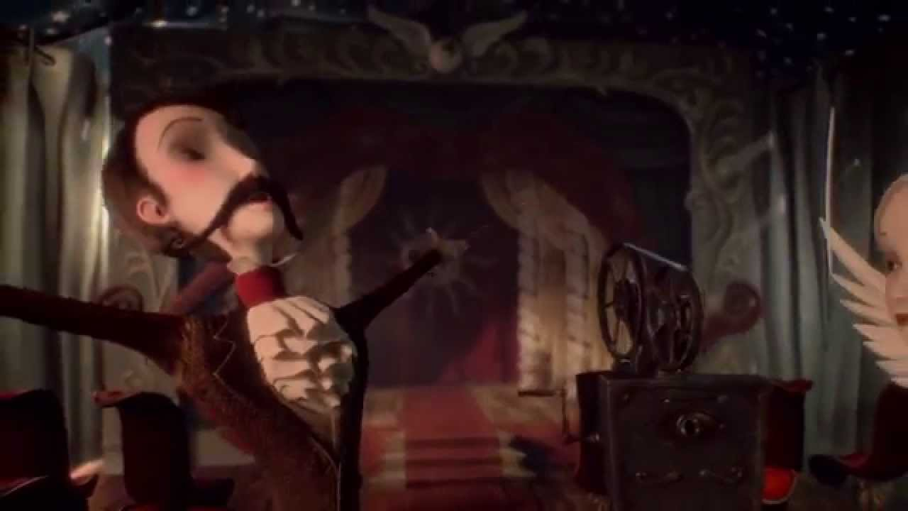 Video trailer för Jack and the Cuckoo-Clock Heart (2013) - Trailer English