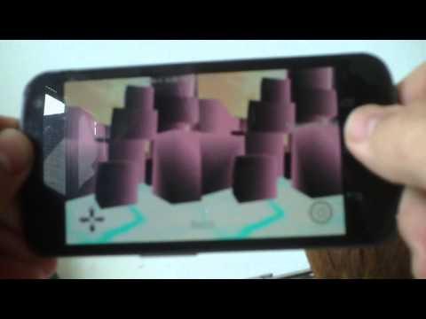 Video of OpenDive GDXControl