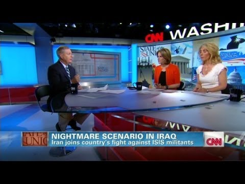 "Graham: ""President Obama Delusional On Iraq"" Mp3"
