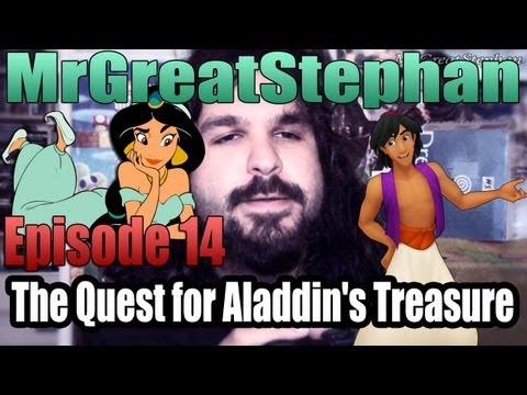 The Quest for Aladdin's Treasure PC