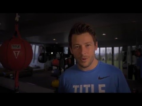 Marco Andretti's TITLE Home Gym - TITLE Boxing - Home Boxing Gyms