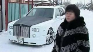Казахстанец направил престижен Ролс Ројс од стар Мерцедес