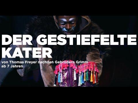 DER GESTIEFELTE KATER von Thomas Freyer - Premiere 10.11.2019