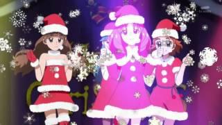 Minami Kaido  - (Go! Princess PreCure) - Love, Miki, Inori ,Setsuna, Haruka, Minami, Kirara & Towa - Jingle Bell Rock