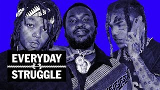 Everyday Struggle - 6ix9ine & J.I.D Albums, J. Cole and Dreamville Going on a Run in 2019?