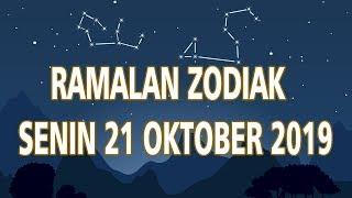 Ramalan Zodiak Senin 21 Oktober 2019