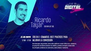 CRO en E-commerce: best practices para mejorar la conversión - FLAT 101 | Digital Sessions