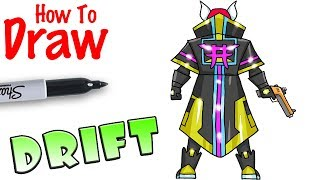 How To Draw Fortnite Drift Stage 4 Free Online Videos Best Movies