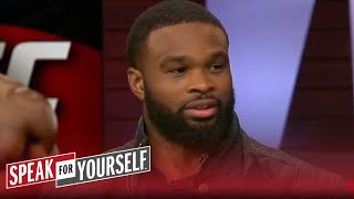 Woodley and Thompson share first thoughts on rematch at UFC 209 | SPEAK FOR YOURSELF