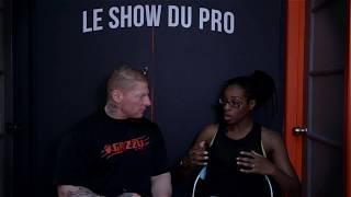 LE SHOW DU PRO-Le cancer du sein avec Audrey Lemaçon