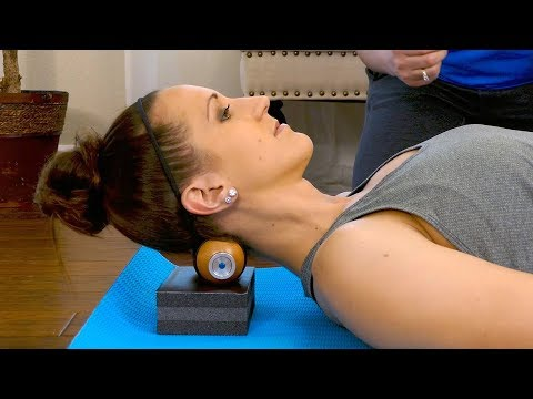 Physical Therapist Teaches You How to Reduce Tension Headaches & Neck Pain, Forward Head Posture