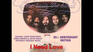 Deep Purple - I Need Love (2010 Kevin Shirley Remix)