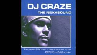 DJ Craze The Nexxsound Drum & Bass MIx (2000)