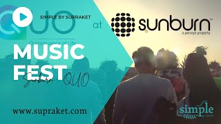Lifestyle || SiMPLe - Sunburn Pune 2016 - Quo Life