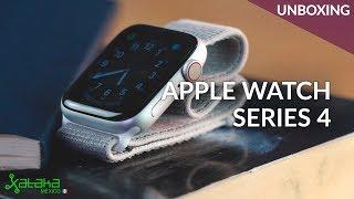 Apple Watch Series 4, UNBOXING en México: el reloj que nos podrá hacer electrocardiogramas