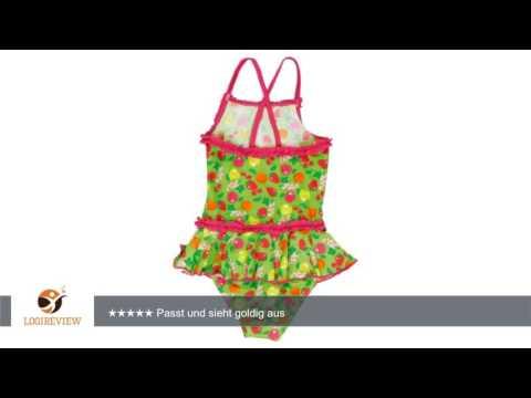 Playshoes Mädchen Einteiler Badeanzug Früchte   Erfahrungsbericht/Review/Test