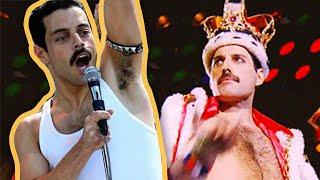 Freddie Mercury i Queen- różnice między filmem a rzeczywistością!