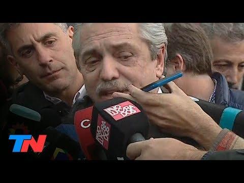 Alberto Fernández habló nuevamente por teléfono con Macri