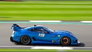 These Are The Best Sounding Ferrari's Ever!