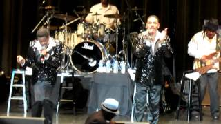 The Four Tops Live - Something About You / I Got A Feeling