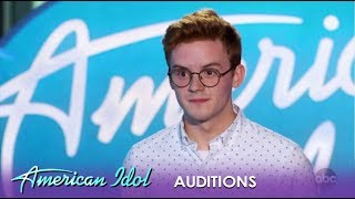 Walker Burroughs: Young Student SLAYS Lionel Richie Classic! | American Idol 2019