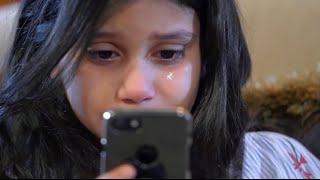 مازيكا بنت تبجي على ابوها بسبب المشاكل العائليه أوووف توجع ???? ???? (مي ونور) تحميل MP3