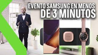 NUEVO SAMSUNG GALAXY A42 5G es el móvil 5G MÁS BARATO de la marca | Resumen en menos de 3 minutos