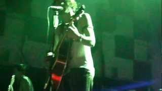 Bleed Into Your Mind - The All-American Rejects - Minneapolis - 10-19-12