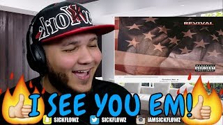 Eminem - Remind Me (Revival) REACTION!!