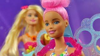 Bąbelkowa syrenka Barbie | Barbie Dreamtopia | Bajki dla dzieci