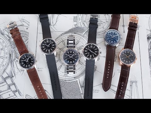 Inside The New Polaris Collection From Jaeger-LeCoultre