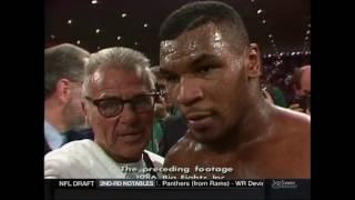 Первый титульный бой - Майк Тайсон & Тревор Бербик (1986) /Великий Бокс/