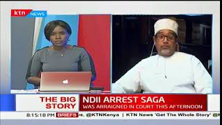 David Ndii's arrest saga : Should the international community come in?