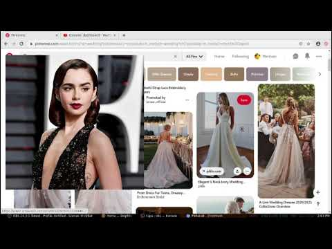 Wedding Dresses for the Kibbe Types   Pinterest Review!