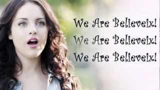 "Elizabeth Gillies (feat. Winx Club Cast) - ""We Are Believix"""