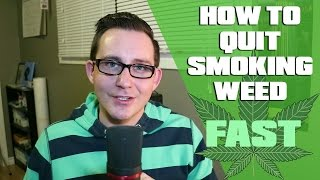 How To Quit Smoking Weed (IN 6 MINUTES)