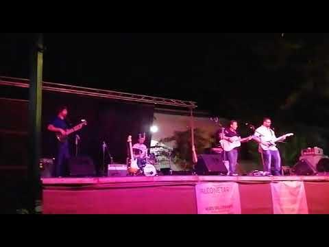 "La chica de ayer cover ""Floripes Band"""