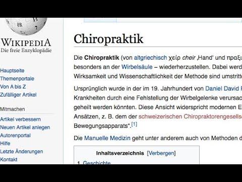 Die Öbungen für schejnogo der Abteilung die Osteochondrose Videos