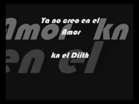 Yo No Creo En El Amor *-* Rap Romántico