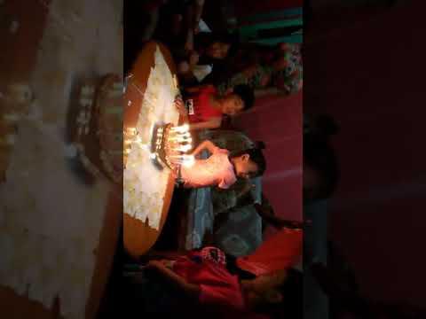 clara afiqah ramadhani ulang tahun