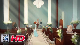 "2D Award Winning Animated Short HD: ""Un Sacré Mariage!"" - by Francis Papillon & Gregory Verreault"