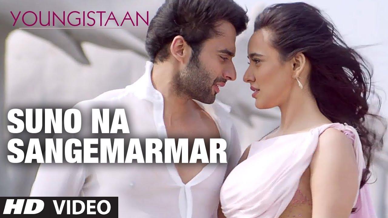 Suno Na Sangemarmar Lyrics Translation English