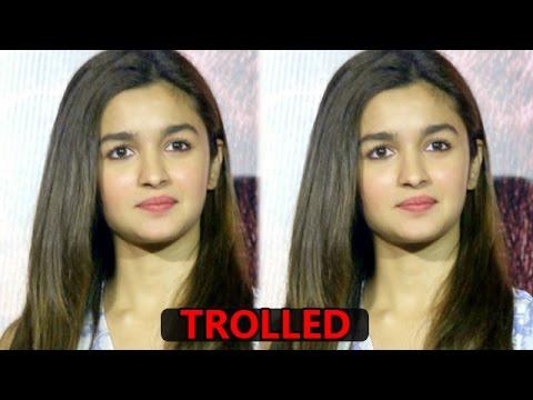 Alia Bhatt Gets Trolled Again | Bollywood Gossip