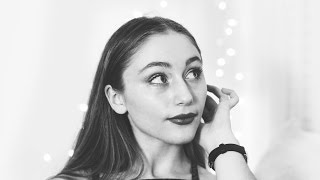 New Years Eve Makeup Inspired by Midnights by Rainbow Rowell - Video Youtube