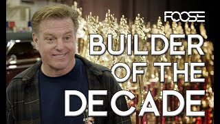 Chip Foose Wins Builder of the Decade Award!