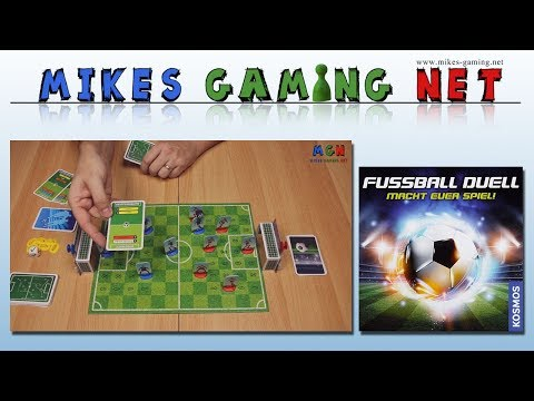 Fussball Duell   Verlag: Kosmos