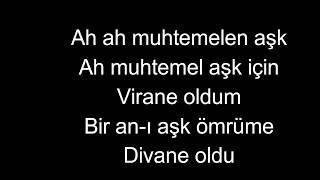 Muhtemel Aşk Lyrics العشق المحتمل من مسلسل حب للايجار Aman Aman